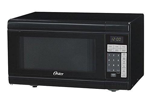 OSTER OGT3902 0.9 Cube Microwave Oven, Black