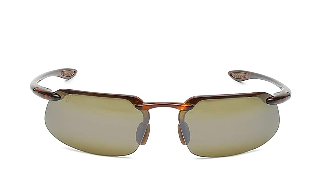 bf33bc7b8 Amazon.com: Maui Jim Unisex Kanaha Tortoise/Hcl Bronze Lens One Size: Maui  Jim: Sports & Outdoors
