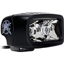 Rigid Industries 90221 SR-M Series Spot LED Light