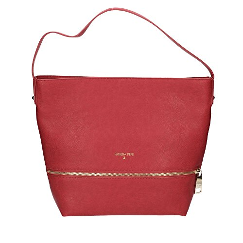 PATRIZIA PEPE BAG 2V6553A1ZU-R440 Matt Red