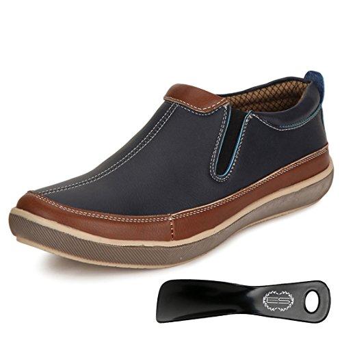 Escaro Men's Casual Sneakers (Slip On) …