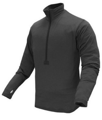 Condor BASE II Zip Pullover (XL, Black)]()