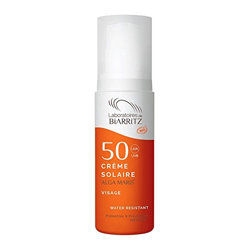 Alga Maris 50 Visage Creme Solaire Gesichts-Sonnencreme 50ml