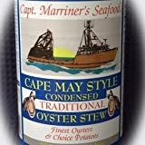 Traditional Oyster Stew Mini Case 6-15oz Cans (Nothing Like Campbells, Please read Product Description).