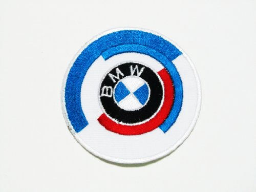 Bmw Car Logo Motorrad Embroidered iron on patch