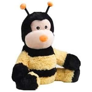 Intelex acogedor para microondas de peluche más cálido - Bee