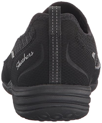 Skechers Sport Damen Einheit Go Big Fashion Sneaker Schwarz