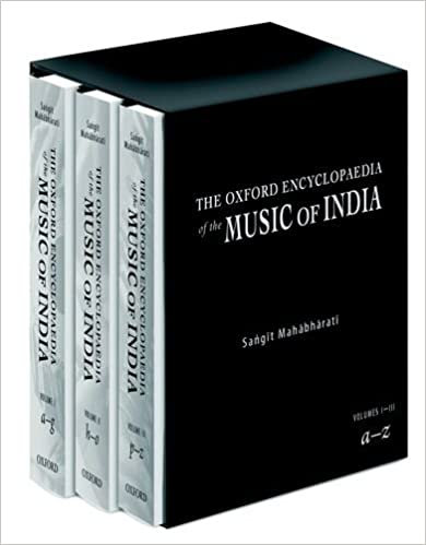 The Oxford Encyclopedia of the Music of India