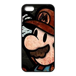 Super Mario iPhone 4 4s Cell Phone Case Black DIY Gift xxy002_5068818