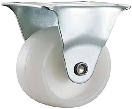 Qt/é 4/x 40/mm en nylon et pivotant fixe Roulettes avec freins/?/Meubles Appliance et /équipements Petite Roues par Bulldog Roulettes/?/Max 100/kg par lot