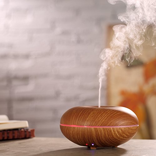 Aromatherapy Essential Oil Diffuser Aroma Air Purifier Ultra