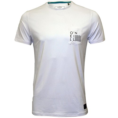 Base UPF50+ Performance T-Shirt, Super White Small Super White (Oneill Mens Super Jack)