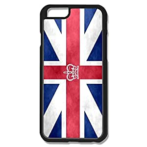 IPhone 6 Cases Crown British Flag Design Hard Back Cover Proctector Desgined By RRG2G