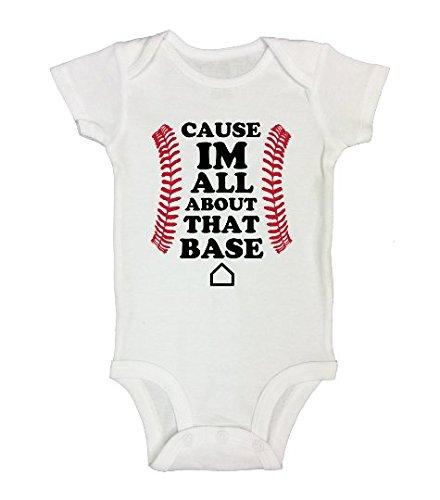 Onesie Baseball Baby - Cute Baby Onesie
