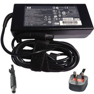 (HP 463953-001 18.5V 6.5A 120W AC ADAPTER FOR NC, NX, ZX7000)