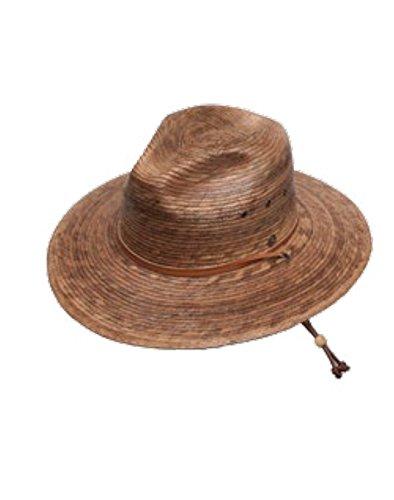 Stetson Rustic - Straw Hat (Small/Medium)