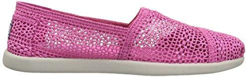 Skechers Bobs World-Dream Catcher, Chaussures Femme, Blanc/Multicolore rose vif