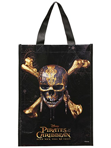 Disney Pirates of The Caribbean Trick or Treat Bag -