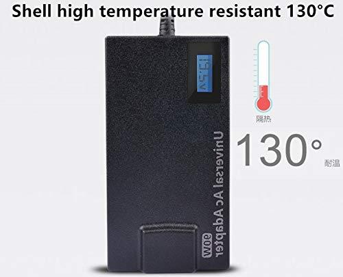 (Pukido DC port 5.5 x 2.5mm laptops Power Supply DC Output 20v 3.25A 20v 4.5A for LENOVO SIEMENS FUJITSU Power Adapter - (Plug Type:)