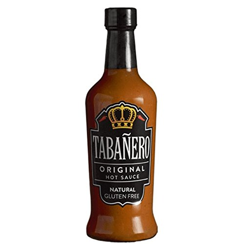 Tabañero Original Hot Sauce Picante 8oz Bottle