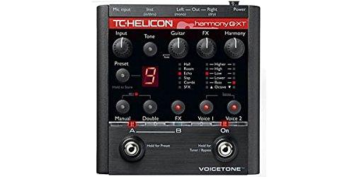 TC HELICON ティーシーヘリコン ギター&ボーカル用エフェクター VoiceTone Harmony-G XT B0758CNTVB