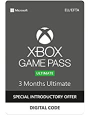 54% Off Xbox Game Pass Ultimate: 3 Months