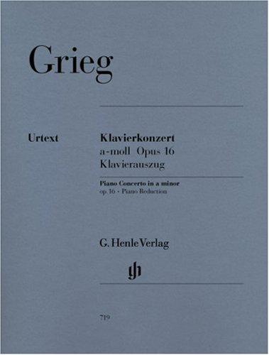 Grieg Piano Concerto Sheet Music - 3