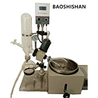 Boshi Electronic Instrument 2L Lab Rotovap/Rotary Evaporator/Evaporation Apparatus for efficient/gentle removal of solvents (110V)