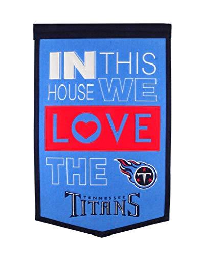 Winning Streak NFL Tennessee Titans Home Banner