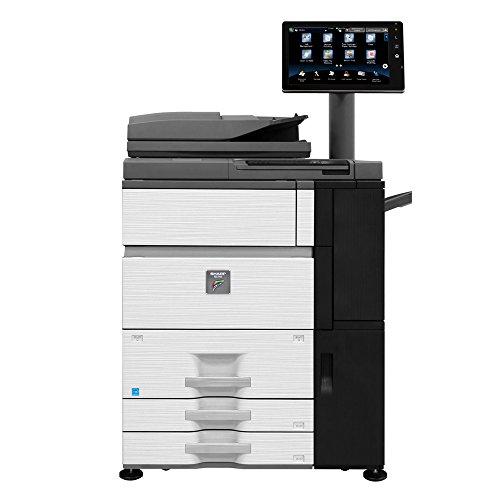 Sharp MX-7500N High-Speed Color Laser Printer Copier Scanner 75PPM, A4 A3 SRA3 A3+ - Refurbished