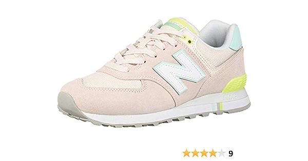 Amazon.com | New Balance Women's 574 Summer Shore | Fashion Sneakers