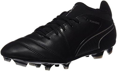 uomo Scarpe da nero 17 argento Puma One calcio Ag per nere 3 nero wBtqBA