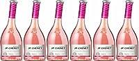 JP Chenet Vino Rosado - Pack de 6 Botellas de 0.75 l - Total: 4.5 l