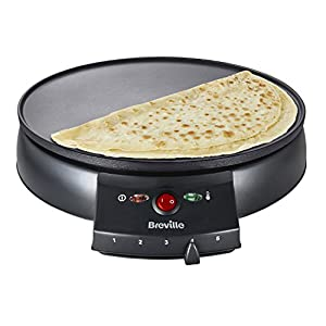 Breville VTP130 Traditional Crepe Maker, 12-Inch, Black 4