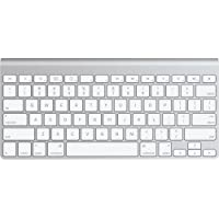 Apple MC184LL/A Bluetooth Wireless Keyboard (Silver)