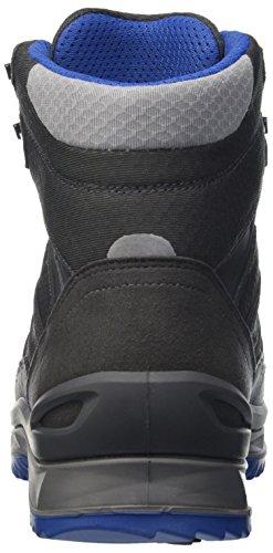 Lowa Men's Innox GTX Mid Hiking Shoes Grey (Antrazit Blue) SGqivReQ8c