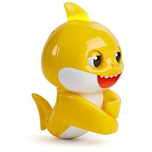 41rDCC8FwFL - WowWee Pinkfong Baby Shark Fingerlings - Baby Shark - Preschool Interactive Toy