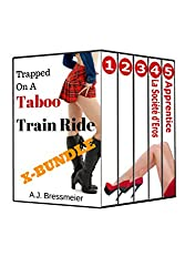Trapped On A Taboo Train Ride, X-Bundle