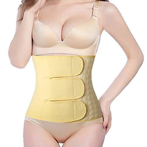 Post Pregnancy Belly Band for Pregnancy Postpartum Belly Wrap Stomach Binder After Surgery After Baby Waist Trainer