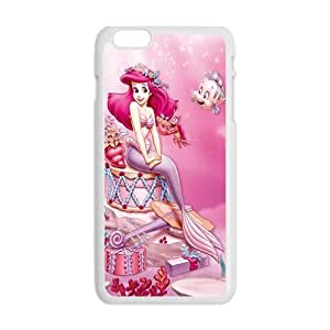 Pink lovely mermaid Cell Phone Case for iPhone plus 6