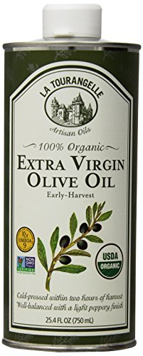 La Tourangelle, Organic Extra Virgin Olive Oil, 25.4 Fl. Oz.