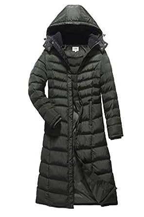 Amazon.com: ELORA Women's Full Length Winter Fleece Lined