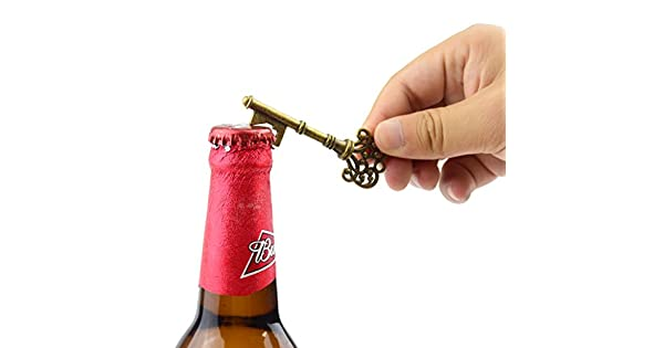 Amazon.com: makhry Butler Botella clásico cerveza abridor de ...