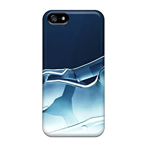 For Finleymobile77 Iphone Protective Cases, High Quality For Iphone 5/5s Beau Garrett Tron Legacy 2010 Skin Cases Covers