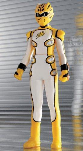 Power Rangers Jungle Fury Jungle Master Yellow Geki
