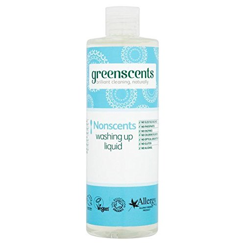 greenscents-nonscents-washing-up-liquid-400ml-pack-of-4