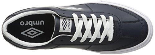 Sneaker White Men's Brooklyn Fashion Umbro Navy XwqzHttT
