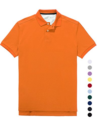 Relaxed Fit Short Sleeve Polo Shirt - 7
