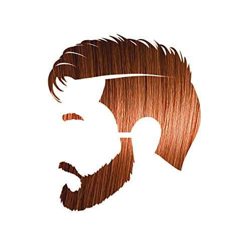 Manly Guy COPPER Hair, Beard, & Mustache Color: 100% Natural & Chemical Free Henna King MGCopper