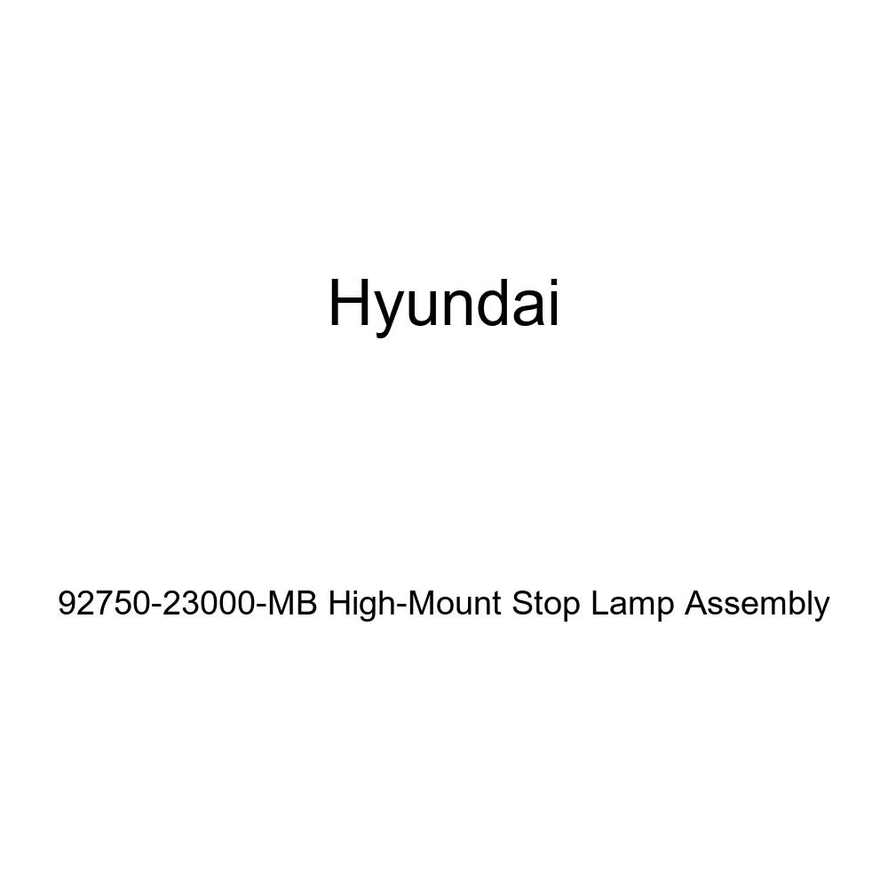 Genuine Hyundai 92750-23000-MB High-Mount Stop Lamp Assembly